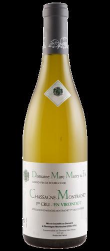 Chassagne-Montrachet 1er cru en Virondots 2014