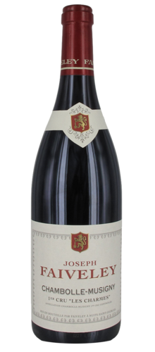Chambolle-Musigny 1er cru les Charmes 2017