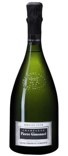 Special Club Brut 'Grand Terroirs de Chardonnay' 2012