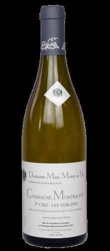 Chassagne-Montrachet 1er cru Les Vergers 2014