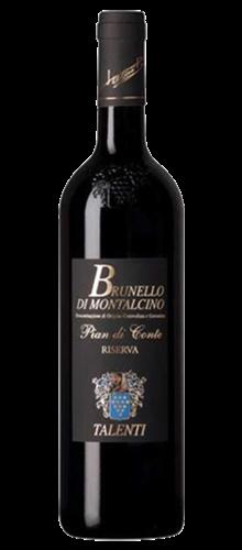 Brunello di Montalcino Riserva Pian del Conte 2012
