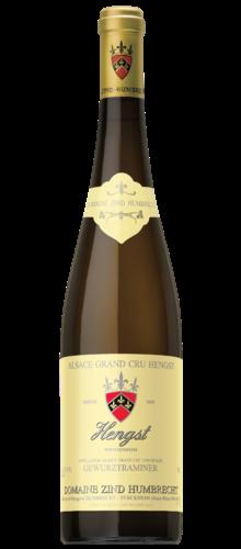 Gewurztraminer Alsace Grand Cru Hengst 2013