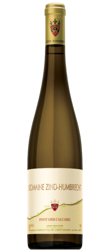 Pinot Gris Calcaire 2014