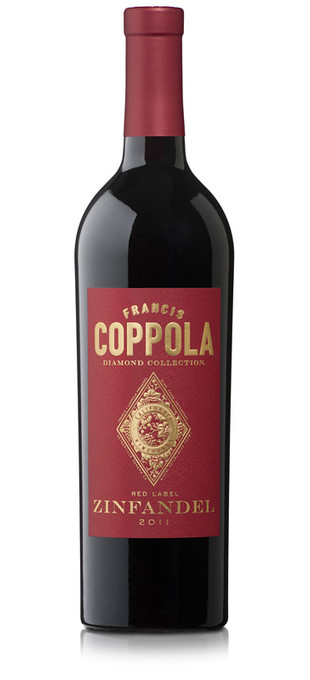 2011 FRANCIS FORD COPPOLA Diamond Collection Zinfandel