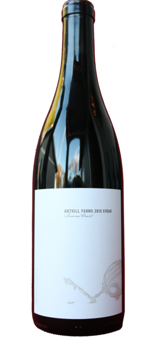 2015 ANTHILL FARMS Syrah Sonoma