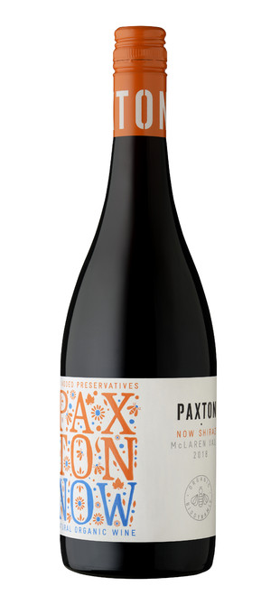 2018 PAXTON Shiraz NOW