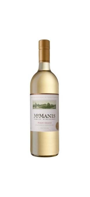 2014 MCMANIS Pinot Grigio