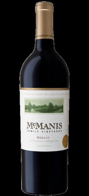 2018 MCMANIS Merlot