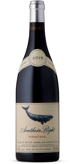 2016 HAMILTON RUSSELL VINEYARDS Southern Right Pinotage