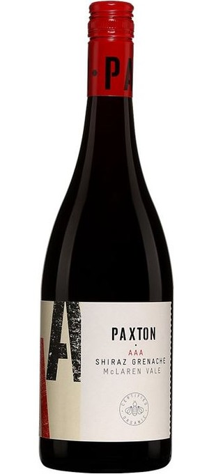 2017 PAXTON Shiraz Grenache AAA