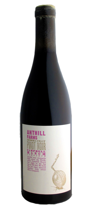2016 ANTHILL FARMS Pinot Noir Campbell Ranch