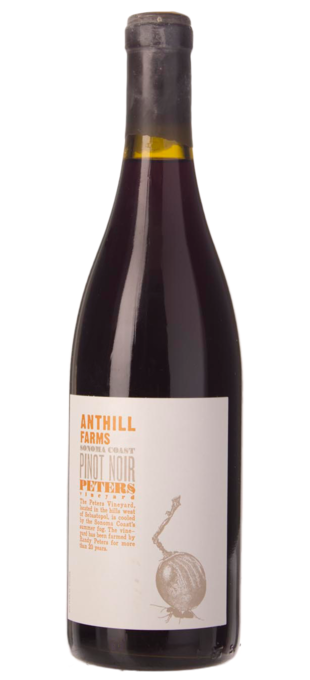 2013 ANTHILL FARMS Pinot Noir Peters Vineyard