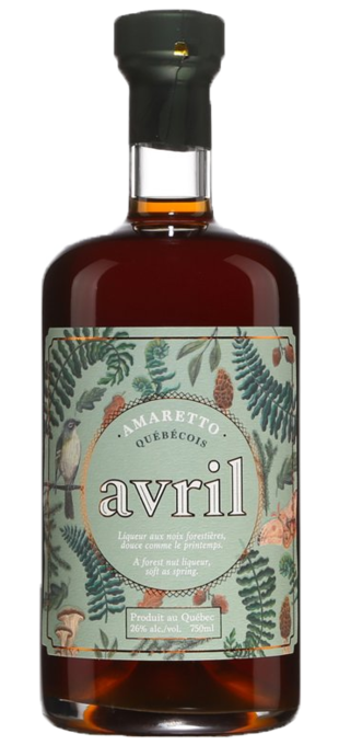 0 DISTILLERIE MARIANA Avril Amaretto