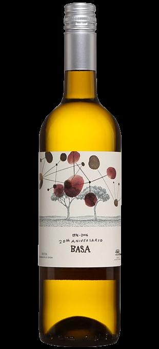 2018 COMPAÑIA DE VINOS TELMO RODRIGUEZ Basa Vino Blanco