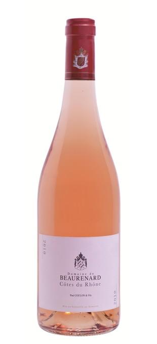2014 DOMAINE DE BEAURENARD Côtes du Rhône Rose