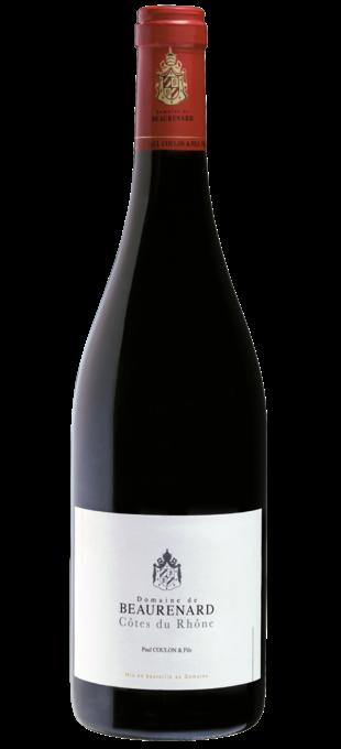 2018 DOMAINE DE BEAURENARD Côtes du Rhône