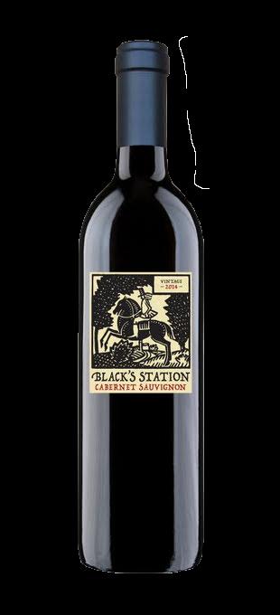 2017 MATCHBOOK WINES Black's Station Yolo County Cabernet Sauvignon