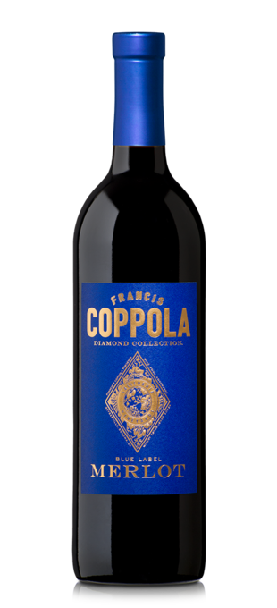 2017 FRANCIS FORD COPPOLA Diamond Collection Merlot