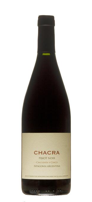2014 BODEGA CHACRA Pinot noir Cincuenta y Cinco