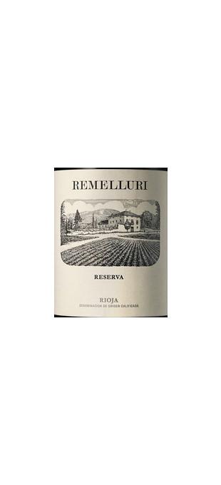 2010 REMELLURI Rioja Reserva