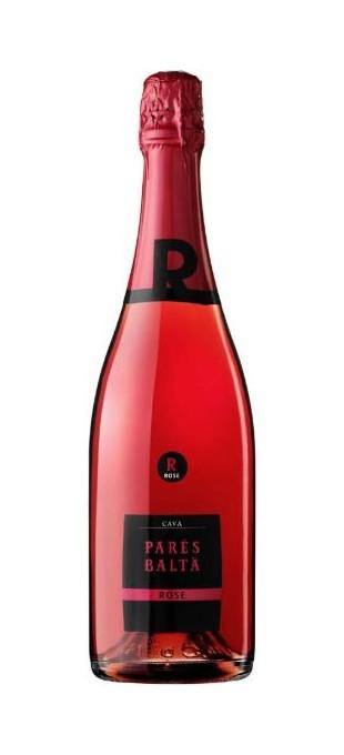0 PARÉS BALTÀ Cava Rosé