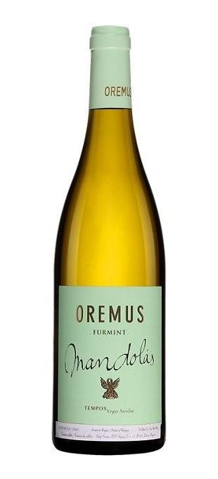 2017 OREMUS (par/by Vega Sicilia) Mandolas
