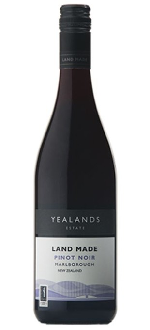 2016 YEALANDS Pinot Noir Estate Land Made