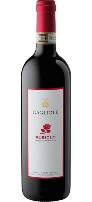 2014 GAGLIOLE Rubiolo Chianti Classico