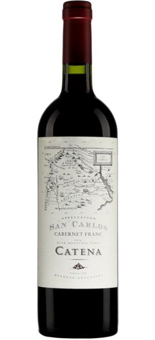 2014 CATENA Cabernet Franc Appellation Series San Carlos