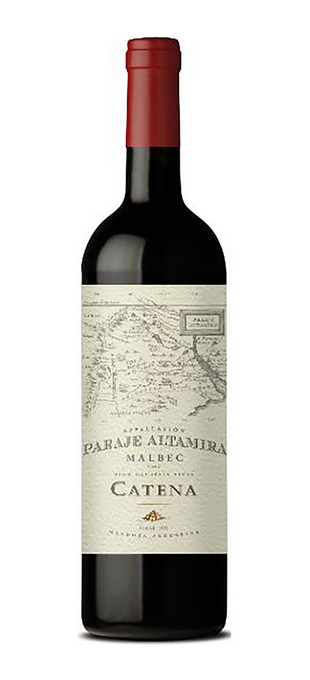 2014 CATENA Appellation Paraje Altamira Malbec