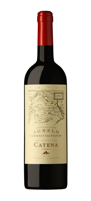 2014 CATENA Appellation Agrelo Cabernet Sauvignon