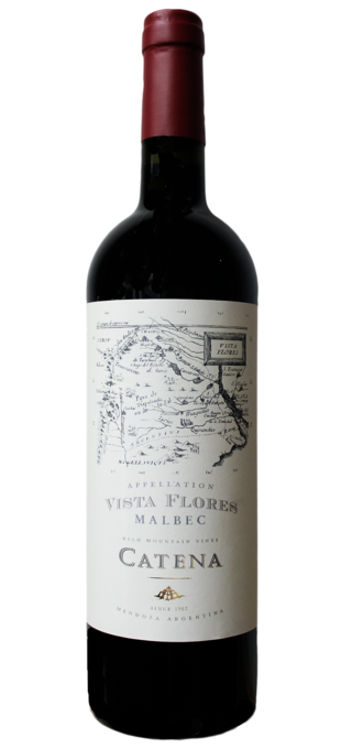 2017 CATENA Malbec Appellation Series Vista Flores