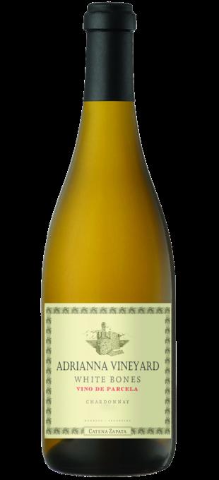 2015 CATENA Zapata Adrianna Vineyard Chardonnay White Bones