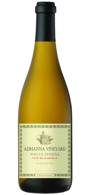 2016 CATENA Zapata Adrianna Vineyard Chardonnay White Stones