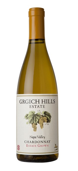 2014 GRGICH HILLS Estate Chardonnay Napa Valley