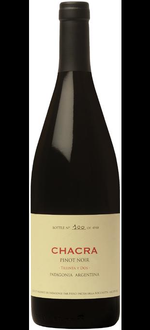 2013 BODEGA CHACRA Pinot noir Treinta y Dos