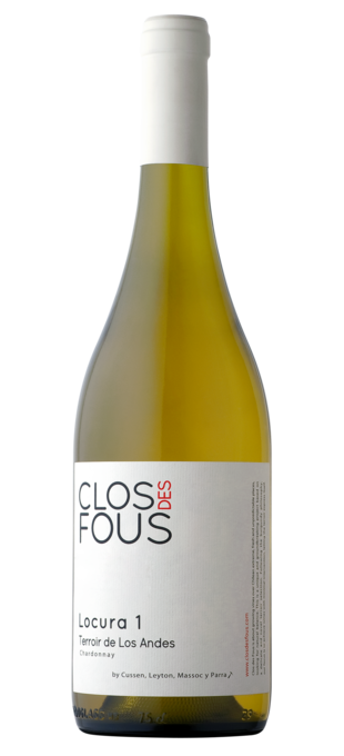 2015 CLOS DES FOUS Chardonnay Locura 1