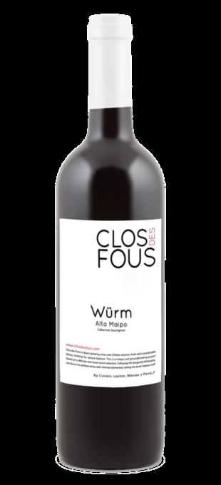 2012 CLOS DES FOUS Cabernet Sauvignon Würm