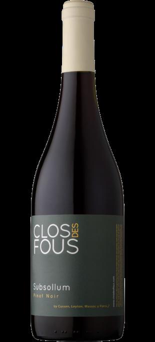 2016 CLOS DES FOUS Pinot Noir Subsollum