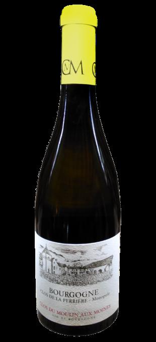 2015 CLOS DU MOULIN AUX MOINES  Bourgogne Chardonnay Clos de la Perriere (Monopole)