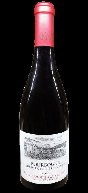 2015 CLOS DU MOULIN AUX MOINES  Bourgogne Clos de la Perriere (Monopole)