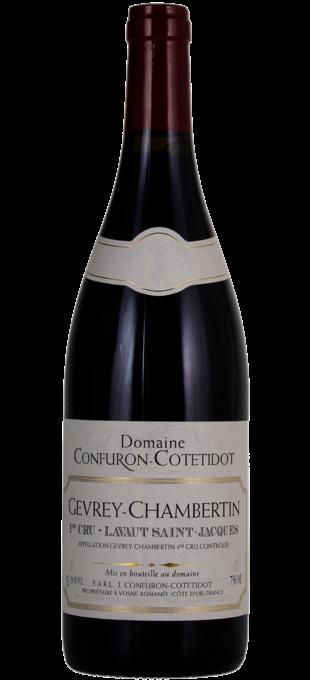 2011 CONFURON-COTETIDOT Gevrey-Chambertin 1er Cru Lavaut Saint-Jacques