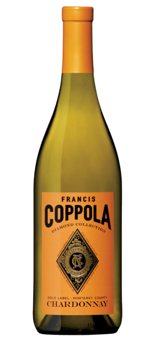 2015 FRANCIS FORD COPPOLA Diamond Collection Chardonnay