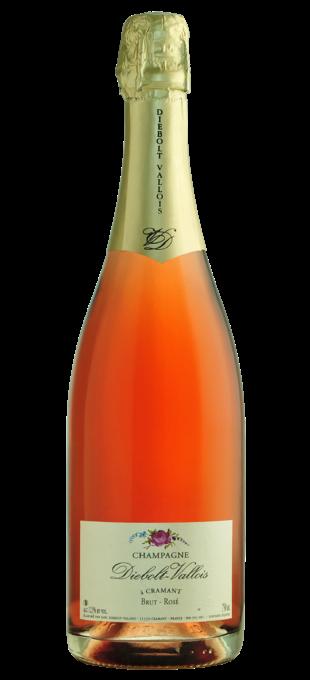 0 DIEBOLT-VALLOIS Brut Rosé