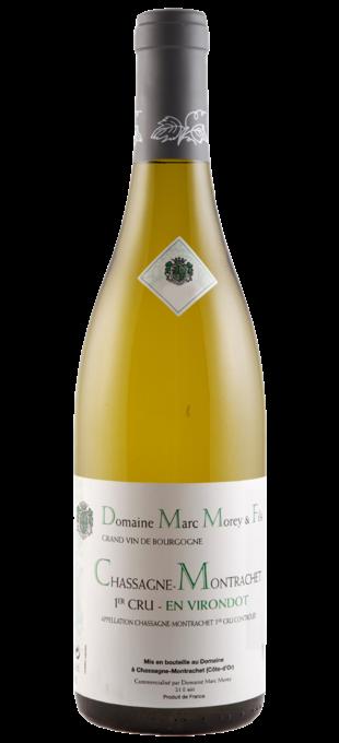 2014 MARC MOREY Chassagne-Montrachet 1er cru en Virondots