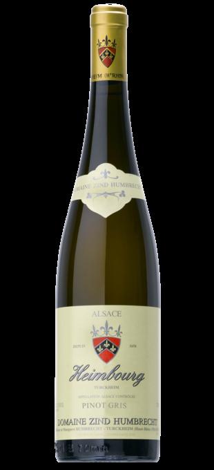 2014 ZIND-HUMBRECHT Pinot gris Heimbourg