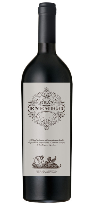 2014 EL ENEMIGO Gran Enemigo Gualtallary Single Vineyard