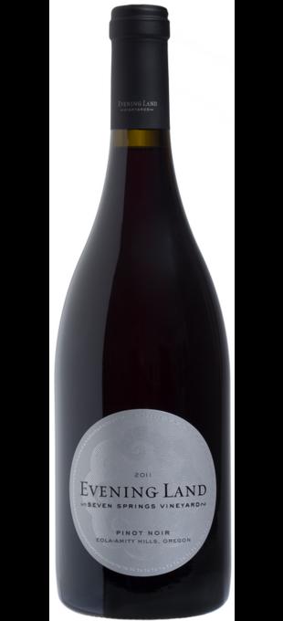 2013 EVENING LAND Pinot noir Seven Springs Vineyard