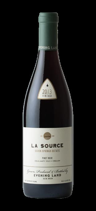 2013 EVENING LAND Pinot noir La Source Seven Springs Vineyard