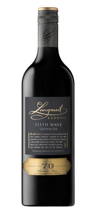 2015 LANGMEIL Grenache The Fifth Wave